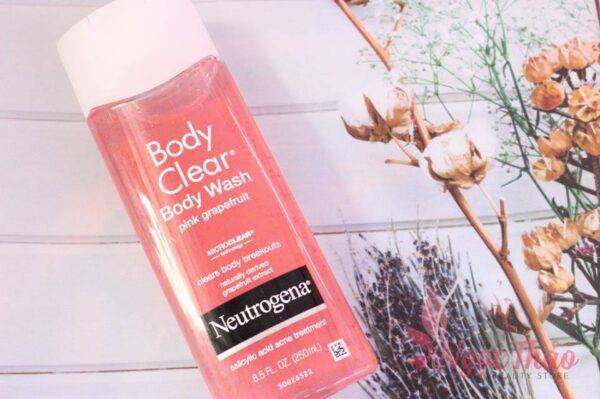 Body Clear Body Wash Pink Grapefruit