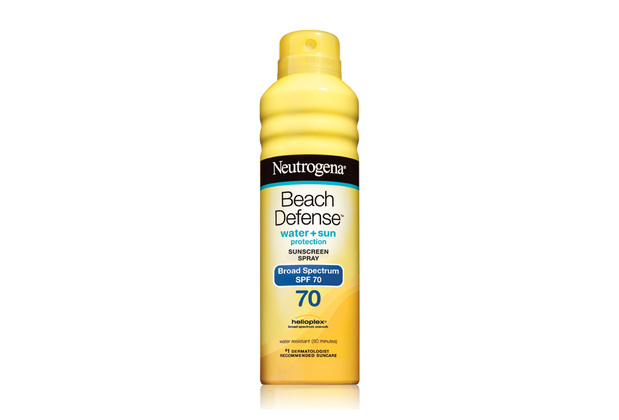 Neutrogena Beach Defense Sunscreen Spray Broad Spectrum SPF 70 (240g)